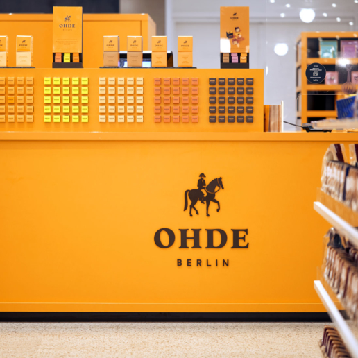 Manufaktur OHDE Berlin - Filiale